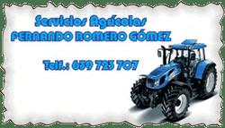 LogoAgricolaFernandoRomero