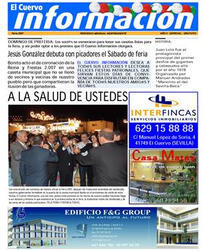 CuervoInformacionFeria2007