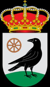 Escudo El Cuervo de Sevilla