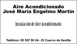 LogoAireAcondicionadoJoseMariaEngelmoMartin