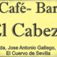 LogoBarElCabeza