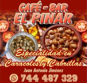 Logo Bar El Pinar
