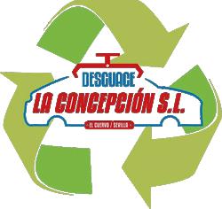 LogoDesguaceLaConcepcion