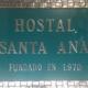 LogoHostalSantaAna