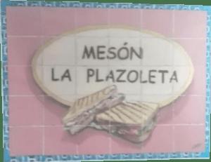 Logo Meson La Plazoleta