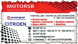 LogoAutomovilesMotorSB