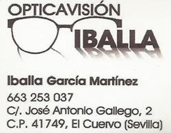LogoOpticavisionIballa
