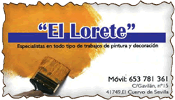 LogoPintorElLorete