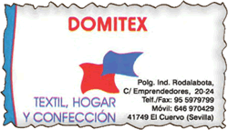 LogoTextilHogarDomitex
