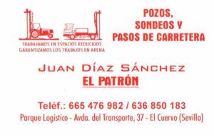 LogoPozosSondeosElPatron