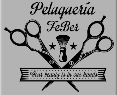 LogoPeluqueriaFeBer