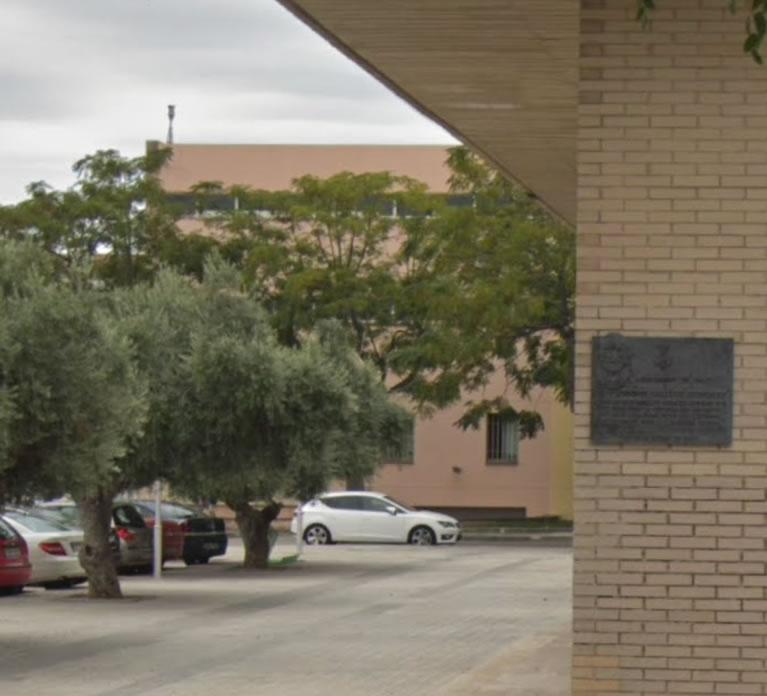 Placa Conmemorativa en Calle Del Abogado Gallego. Salou