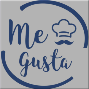 Logo Bar Pizzería Me Gusta